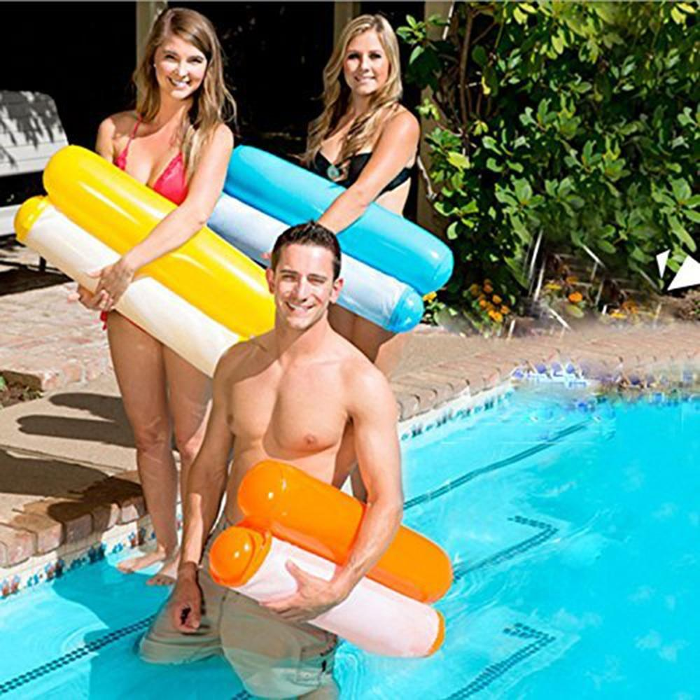 Water Hammock Inflatable Pool Float