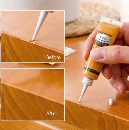 Wood Scratch Concealer for Hardwood & Furniture
