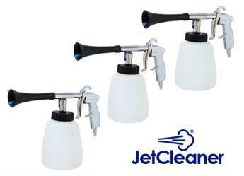3x JetCleaner™ Cleaning Nozzles