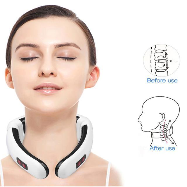 NeckZen Pro Pain Relief Massager