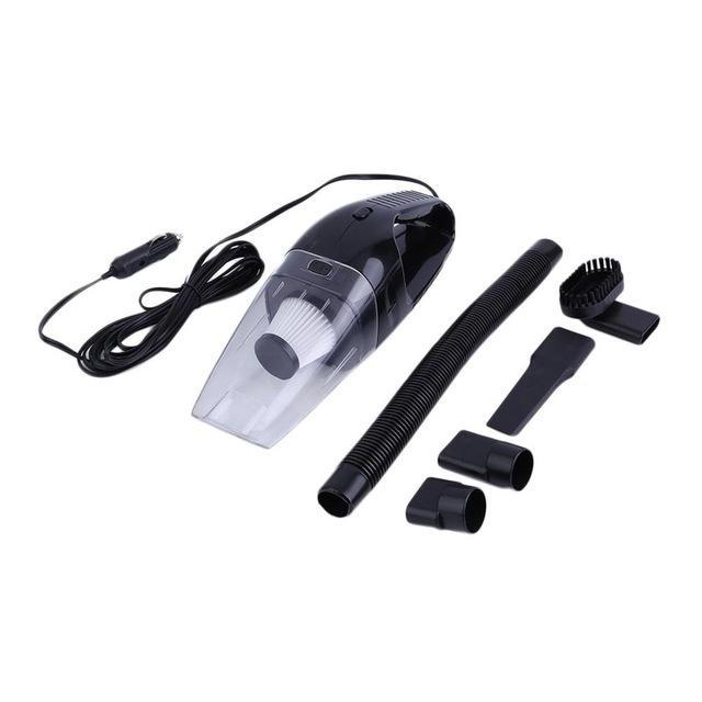 TurboSonic Mini Vacuum Portable Car Cleaner