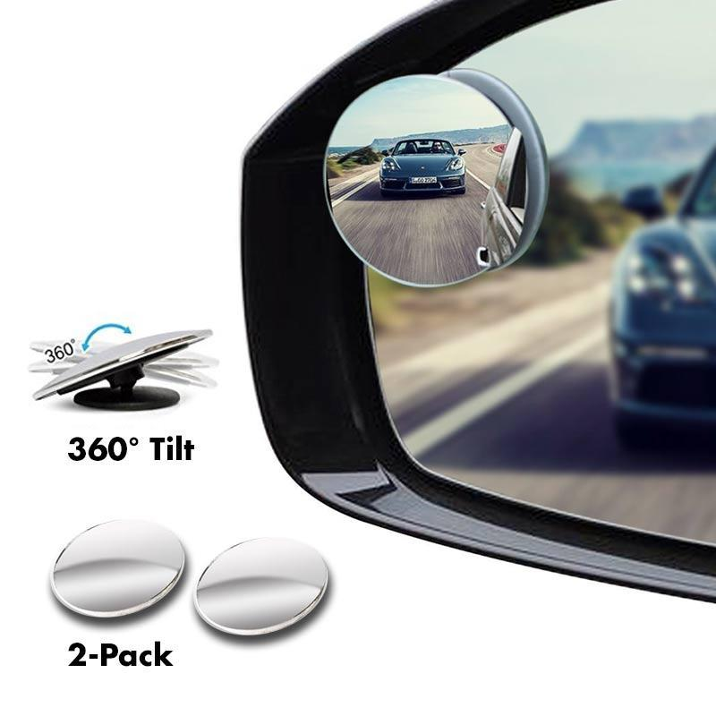 Blind Spot Car Mirror (Set of 2)