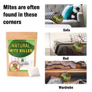 Herbal Dust Mite Natural Treatment