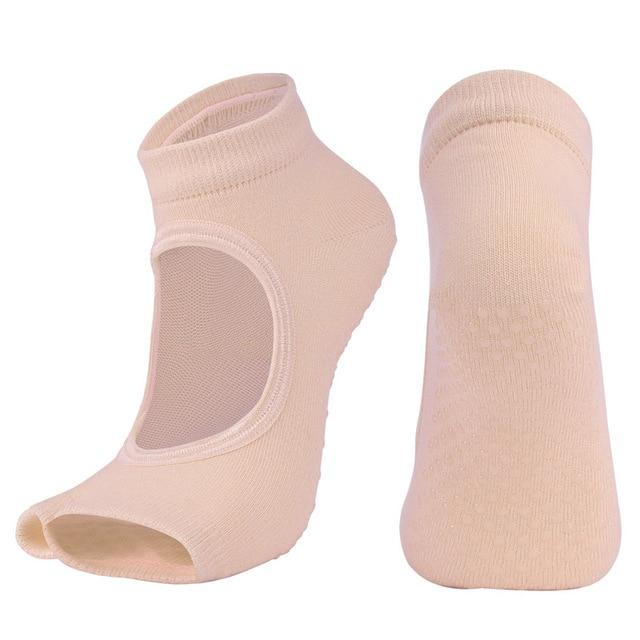 Yoga Socks Non Slip Skid Socks Pilates Ballet Barre Socks