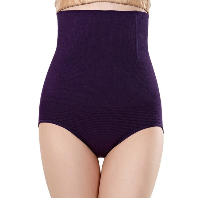 The Dreamy Curve Hi-Waist Panty