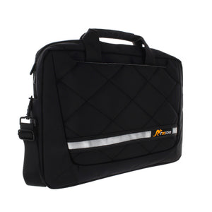 Roocase Deluxe Messenger Bag for 15.6-inch Macbook / Laptop - Black
