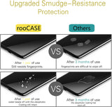 Roocase Tempered Glass Screen Protector for iPhone 11 Pro / iPhone XS / iPhone X - 3-Pack - Installation Frame