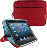 Roocase Universal Tablet Sleeve for iPad 9.7, 10-inch Tablet - Front Pocket - Stand