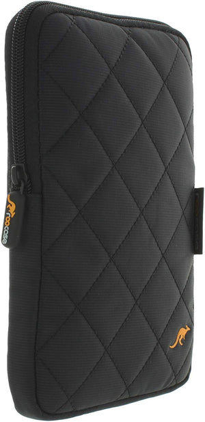 Roocase Universal Tablet Sleeve for iPad Mini, 7-inch Tablet - Black