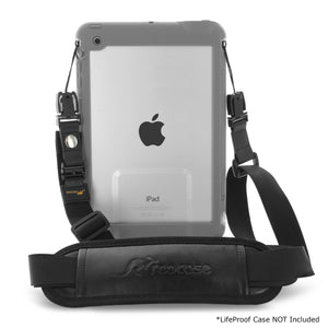Roocase Breakaway Safety Shoulder Strap - Compatible with LifeProof NUUD/FRE iPad Case