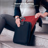 Roocase Olvera iPad Sleeve with Stand for New iPad 10.2, iPad 9.7, iPad Air 10.5, iPad Pro 11, iPad Mini - Apple Pencil Holder
