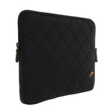 Roocase Universal Tablet Sleeve for iPad 9.7, 10-inch Tablet - Black
