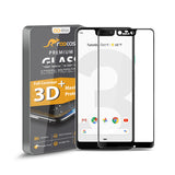 Roocase Tempered Glass Screen Protector for Google Pixel 3 XL - Full Coverage Edge to Edge