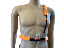 Load image into Gallery viewer, Comfort Feed Feeding Tube Belt & Adjustable/Removable Neck Strap + Comfort Wraps