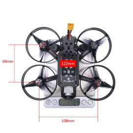 IFLIGHT TITAN DC2 HD Whoop - BNF