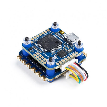 iFlight SucceX-E Mini F4 FC Stack + 35A 2-6S BLHeliS 4-in-1 ESC (MPU6000)