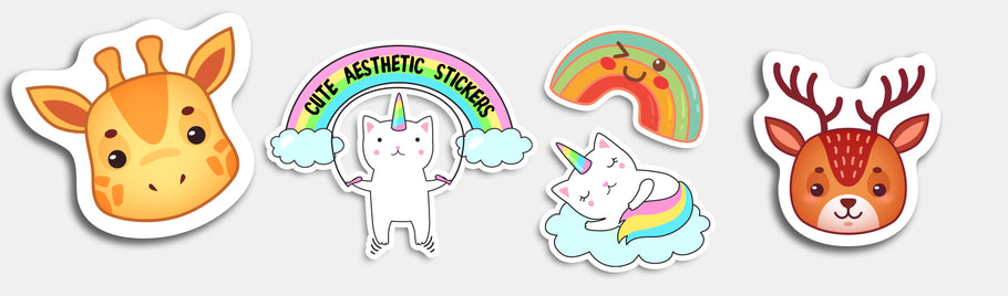 Cute Stickers - Can cuteness and classy coexist?