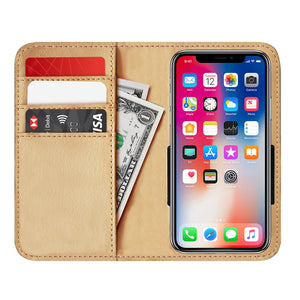 1021 - Wallet Phone Case