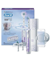 Load image into Gallery viewer, Oral-B Genius 9000 Orchid Purple Electric toothbrush