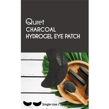 Load image into Gallery viewer, Quret Beauty Recipe Eye Patch - Charcoal
