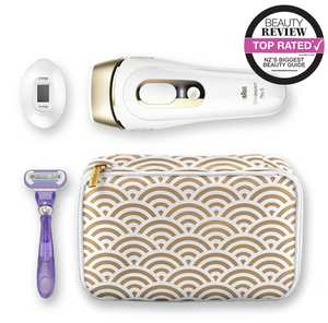Braun Silk-expert Pro 5 PL5137 IPL with 3 extras: precision head, Venus razor and premium pouch