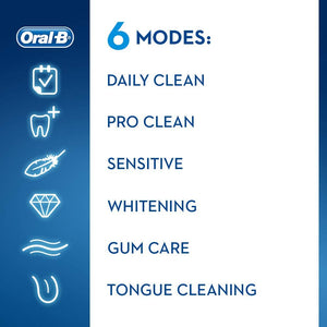Oral-B Genius 9000 Midnight Black Electric toothbrush