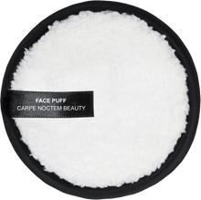 Load image into Gallery viewer, Face Puff Reusable Make-up Remover Pad 3-Pack - White