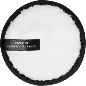 Face Puff Reusable Make-up Remover Pad 3-Pack - White