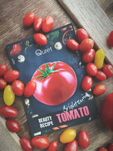 Load image into Gallery viewer, Quret Beauty Recipe Mask - Tomato