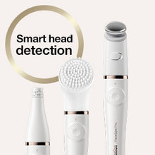 Load image into Gallery viewer, Braun FaceSpa Pro SE911 Epilator – 3-in-1 Facial epilating, vitalizing & skin toning system