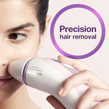 Load image into Gallery viewer, Braun Silk-expert Pro 3 PL3132 IPL with 3 extras: precision head, Venus razor and premium bag