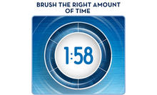 Load image into Gallery viewer, Oral-B Pro2000 Blue Electric toothbrush
