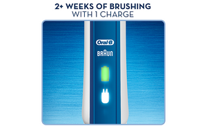 Oral-B Pro2000 Blue Electric toothbrush