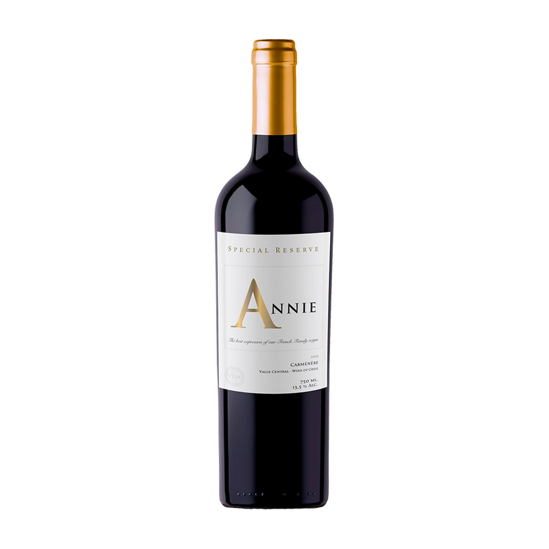 Annie Special Reserve Carmenere