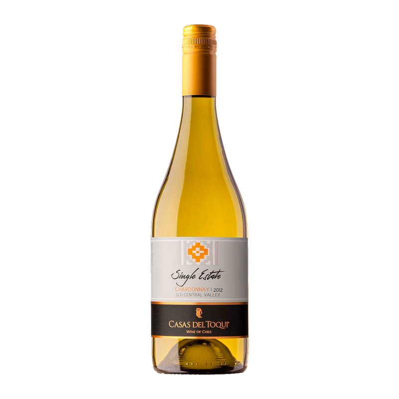 Casas del Toqui Single Estate Chardonnay