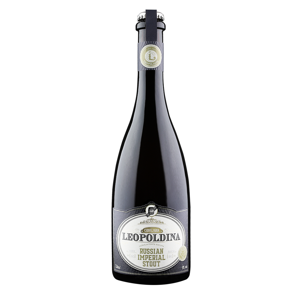 Cerveja Leopoldina Russian Imperial Stout 750ml