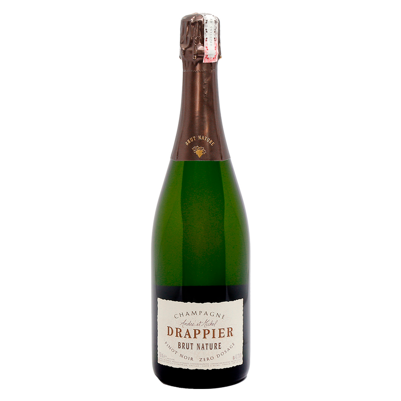 Champagne Drappier Brut Nature (Orgânico) 750ml