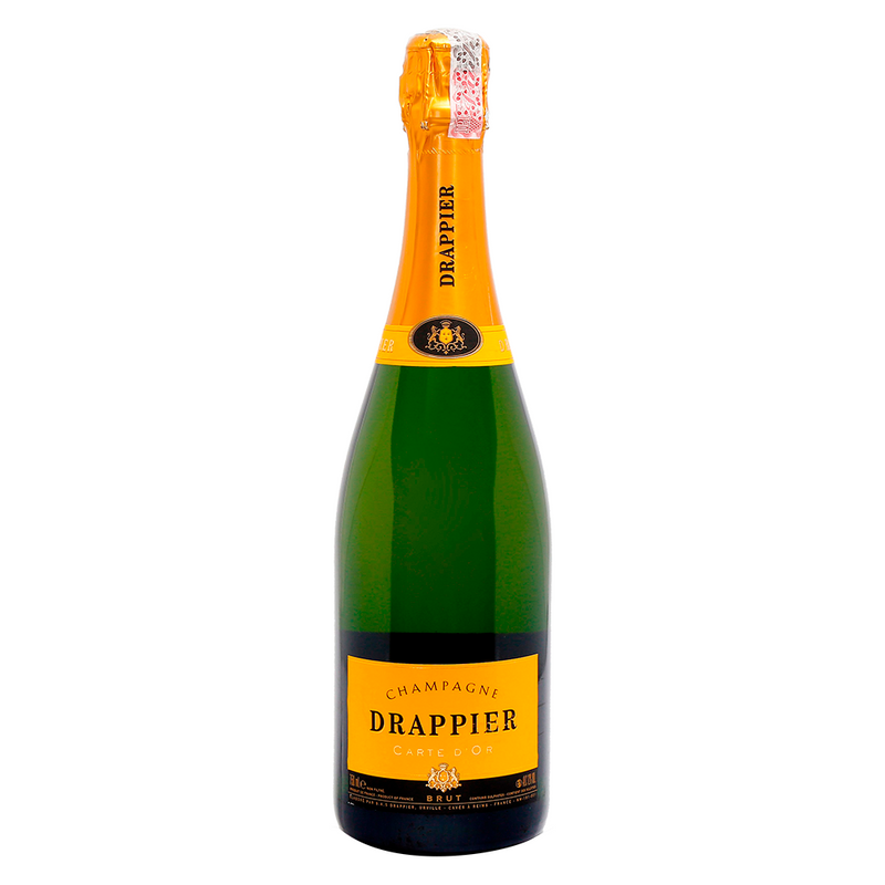 Champagne Drappier Brut Carte D'or 750ml
