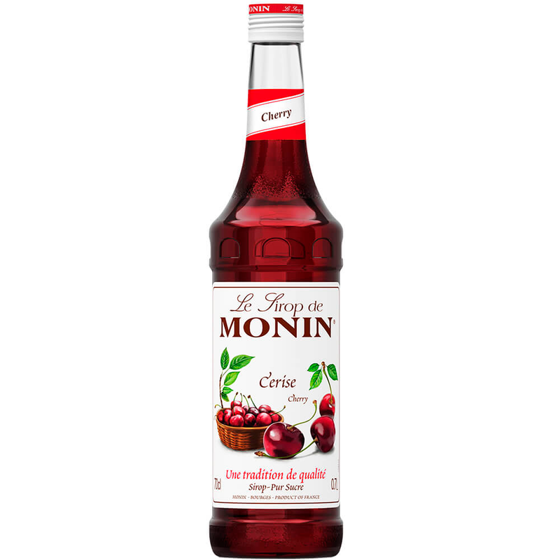 Xarope Francês Monin Cereja 700ml