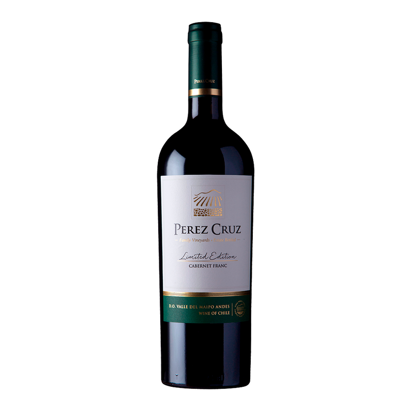 Perez Cruz Cabernet Franc Limited Edition