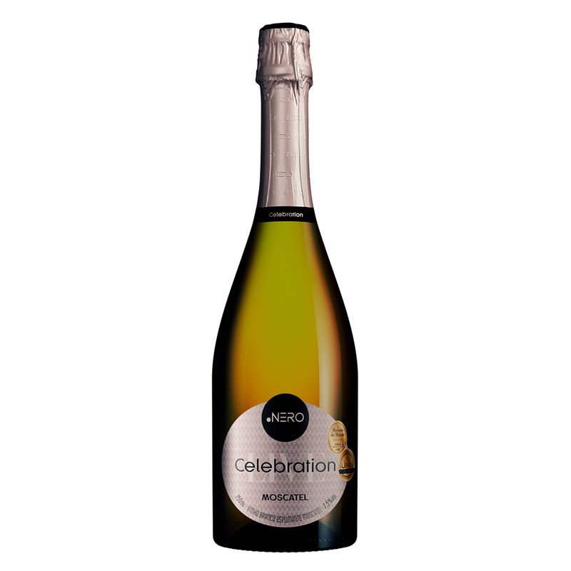 Espumante Ponto Nero Celebration Moscato 750ml