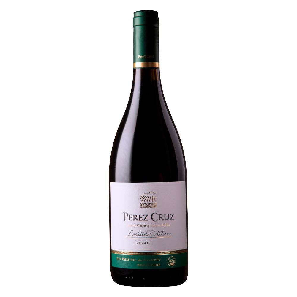 Viña Perez Cruz Syrah Limited Edition 750ml