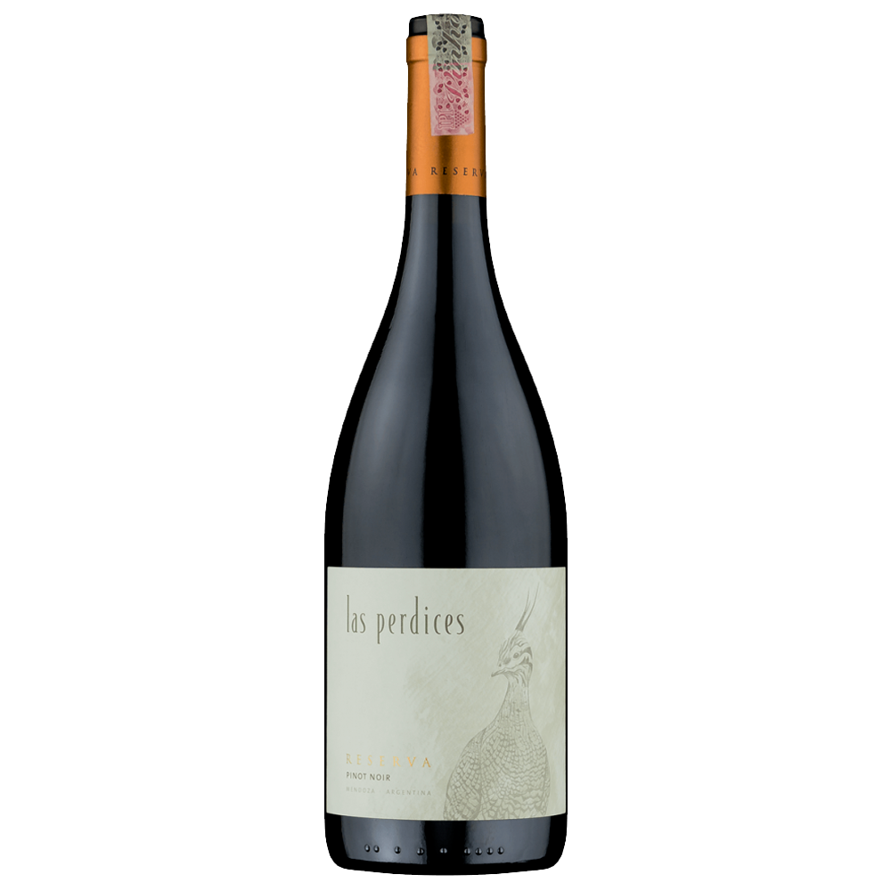 Vinho Las Perdices Reserva Pinot Noir 750ml