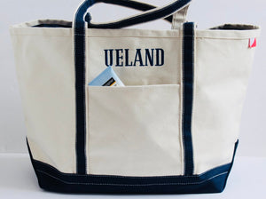 Large Boat Tote