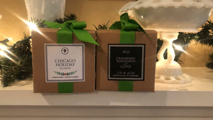 Chicago Holiday Ella B Candle