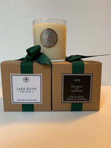 Lake Ellyn Candle