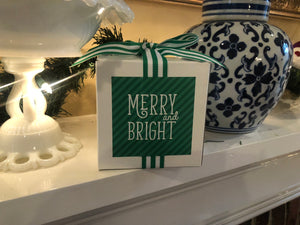 Merry and Bright Ella B Candle