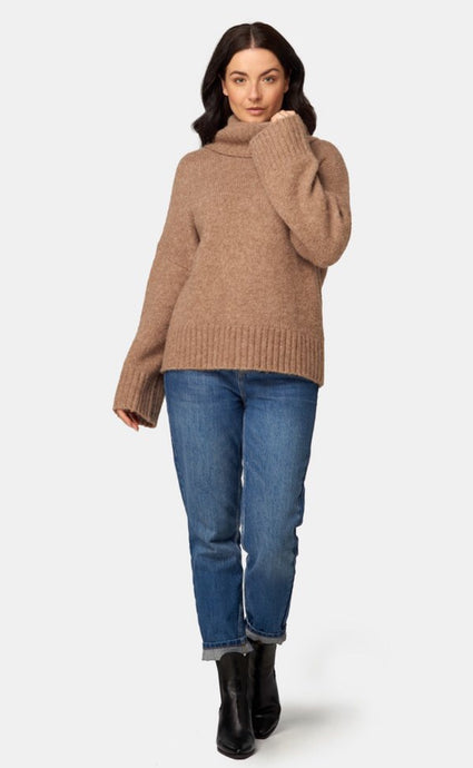 Maxted Grace Roll Neck Jumper