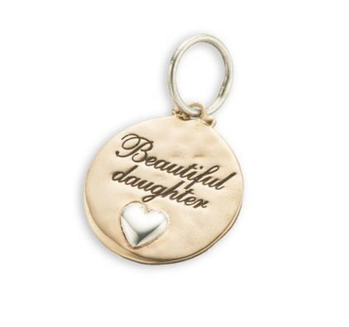 Palas Beautiful Daughter Charm