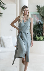 Humidity The Wrap Dress